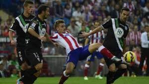 Atlético de Madrid - Córdoba C.F: puntuaciones del Córdoba, jornada 10 de Liga BBVA