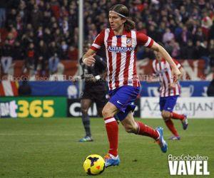 El Atlético de Madrid vende a Filipe Luis al Chelsea