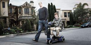 Ryan Getzlaf y Hawken Miller, algo más que una amistad