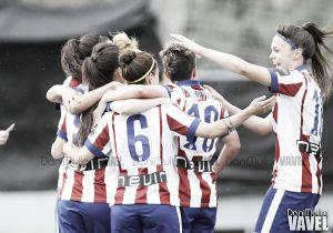 El Atlético Féminas busca su merecido premio