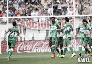 El Elche visita el Calderón con solo 14 futbolistas de la primera plantilla