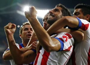 El Atlético de Madrid se agarra a cuatro precedentes para ganar la Supercopa