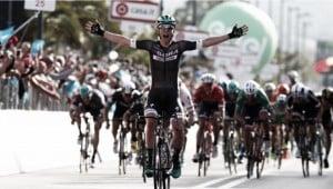 Volta a Itália: Pöstlberger vence primeira etapa