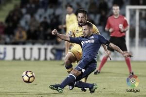 Getafe - Alcorcón: puntuaciones del Getafe, jornada 13 de LaLiga 1|2|3