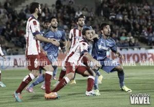 Atlético de Madrid - Getafe: partido a partido