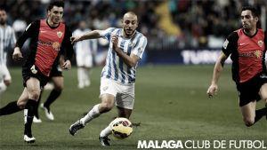 """El Málaga visita un campo """"maldito"""""""