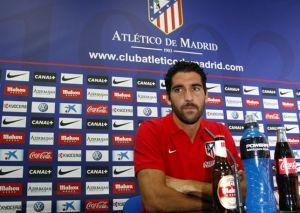 """Raúl García: """"La intención es competir, el club está por encima de cualquier jugador"""""""