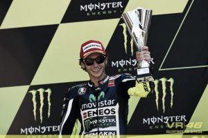 """Valentino Rossi: """"En este momento no soy capaz de ganar una carrera, pero estoy siempre ahí"""""""
