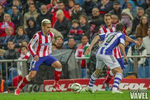 Griezmann sostiene al Atlético de Madrid