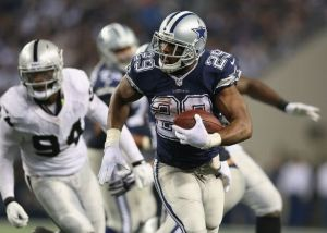 DeMarco Murray lidera a los Cowboys a la victoria frente a los Raiders