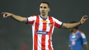 Borja Fernández: de campeón con el Atlético a rival