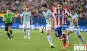 Siqueira no entra en la lista de convocados del Atlético de Madrid