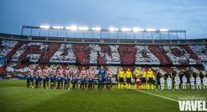 El Vicente Calderón se moviliza para preparar la remontada