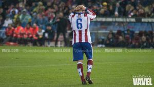 La Champions League pasa factura al Atlético de Madrid