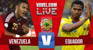Resultado Venezuela vs Ecuador en Eliminatorias 2015 (1-3)