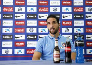 """Raúl García: """"Ojalá podamos repetir la misma Champions League que el año pasado"""""""