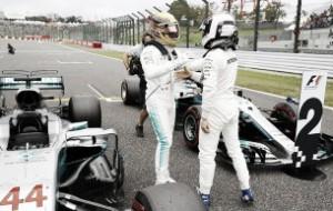 Primera pole en Suzuka para Hamilton