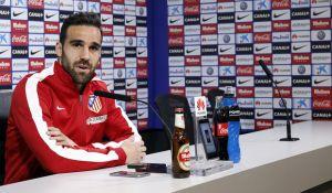 """Jesús Gámez: """"El fútbol siempre te permite cambiar la situación"""""""