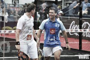 Paquito Navarro y Mati Díaz empiezan la temporada con buen pie