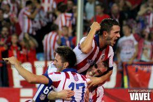 El Atlético de Madrid vence al calendario