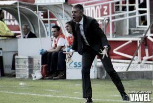 """Lucas Alcaraz: """"Estamos preparados para la exigencia que propone el Atlético de Madrid"""""""