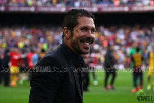 """Simeone: """"Con 95 millones compramos a ocho jugadores y el Real Madrid ficha a dos"""""""