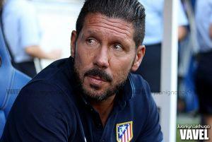 """Simeone: """"La base se mantiene y nos da la estabilidad de competir con la misma idea de juego"""""""
