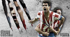 Diego Costa hace olvidar a Radamel Falcao