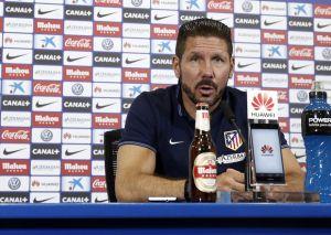 """Simeone: """"La derrota en Grecia sirve para mejorar y para seguir creciendo"""""""
