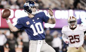 Browns y Falcons ganan en la prórroga y Giants y Steelers en el último minuto