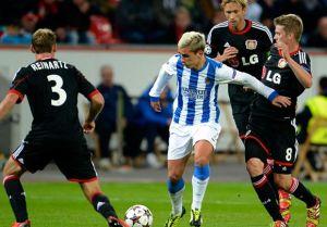 La espina que el Leverkusen clavó a Griezmann
