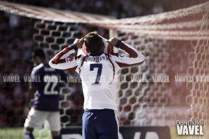 El Atlético de Madrid  se deshidrata