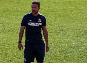 """Simeone, sobre las acusaciones de juego violento: """"No pudimos escuchar porque teníamos partido"""""""
