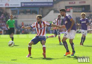 Juanfran iguala a Simeone en partidos con el Atlético de Madrid