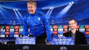 """Hareide: """"No estamos acostumbrados a rivales como el Atlético de Madrid"""""""
