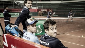 Previa Copa Davis. Argentina - Colombia: la albiceleste busca pasar el mal momento