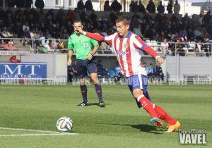 Lucas Hernández debuta en Primera División con el Atlético de Madrid