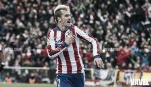 Griezmann cumple 50 partidos con el Atlético de Madrid