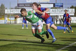 UP Langreo - Atlético Astorga: paso de gigante hacia la permanencia