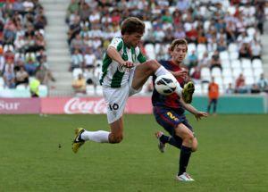 Córdoba CF - Barcelona B: duelo ante los blaugranas para volver a engancharse arriba