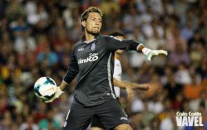 """Diego Alves: """"El sábado tenemos otra oportunidad para cambiar"""""""