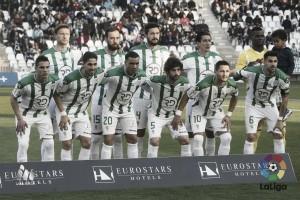 Córdoba CF - CD Leganés: puntuaciones del Córdoba, jornada 23 de la Liga Adelante