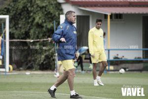 """Paco Herrera: """"Hay jugadores que no dan lo suficiente"""""""