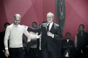 ¡Danke, Pep; Willkommen, Carlo!