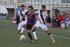 Horarios de la jornada 35 en el Grupo III de la Segunda División B