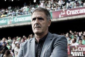 """Paco Herrera: """"El Zaragoza podría jugar con nuestra ansiedad"""""""