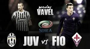 Juventus - Fiorentina: choque de aspirantes al Scudetto