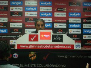 """Natxo González: """"Me voy muy reforzado y muy contento a pesar del resultado"""""""
