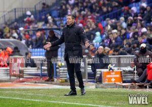 """Simeone: """"Es un partido importante por el momento de la Liga"""""""