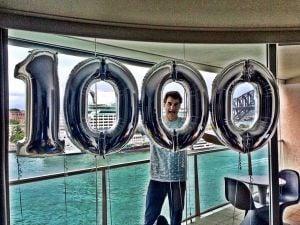 Especial #Roger1000 (II): las 40 victorias más memorables de Federer (Parte 1)